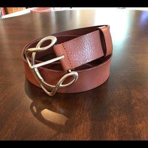 "Silpada Belt.  NWOT.  Medium 36"""